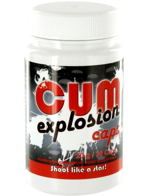 Cobeco: Cum Explosion Caps, 30 kapslar | För honom | Intimast.se - Sexleksaker