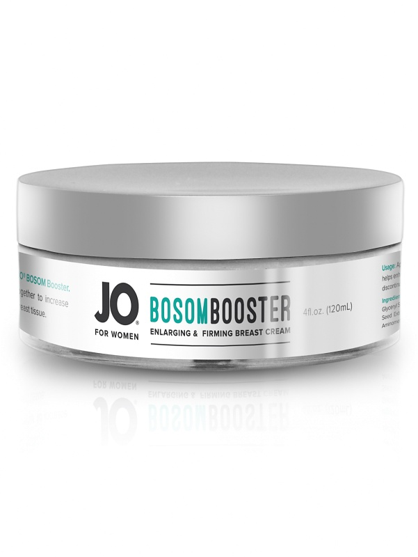 System JO: Bosom Booster, Breast Cream