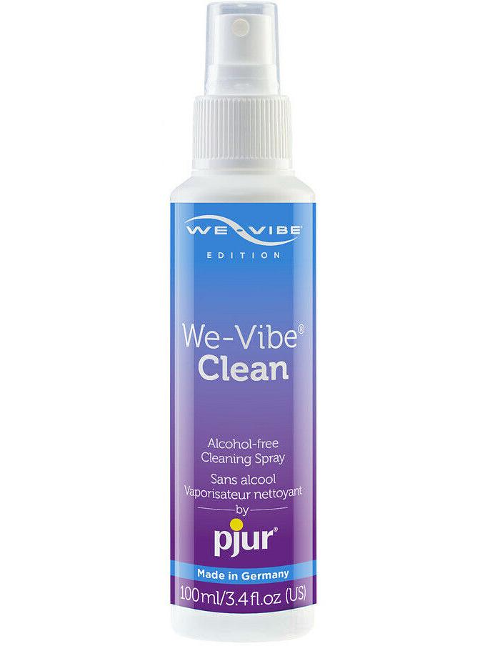 Pjur: We-Vibe Clean, 100 ml | Rengöring av leksaker | Intimast.se - Sexleksaker