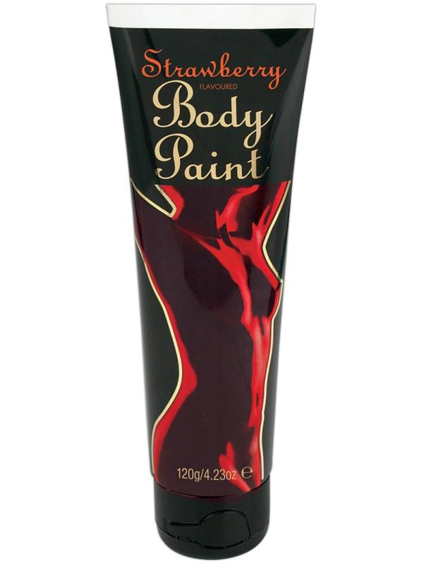 Strawberry Body Paint