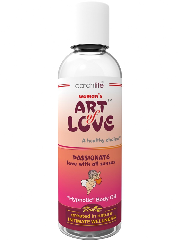 Catchlife: Woman's Art of Love, Passionate, 100 ml