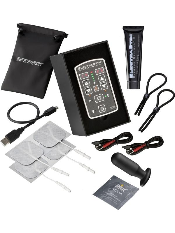 ElectraStim: Flick Duo, Electro-Sex Stimulator Multi-Pack