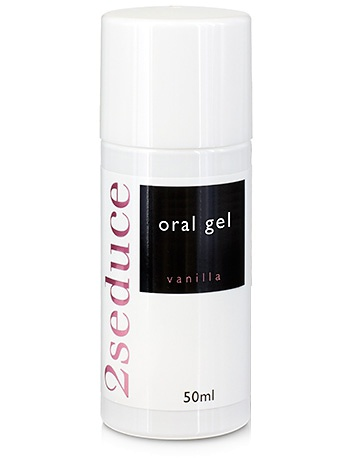 Cobeco: 2Seduce, Oral Gel, Vanilla, 50 ml