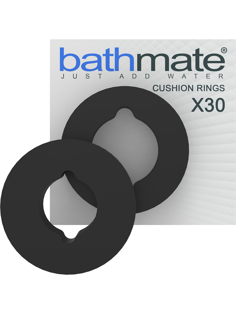 Bathmate: X30 Cushion Rings