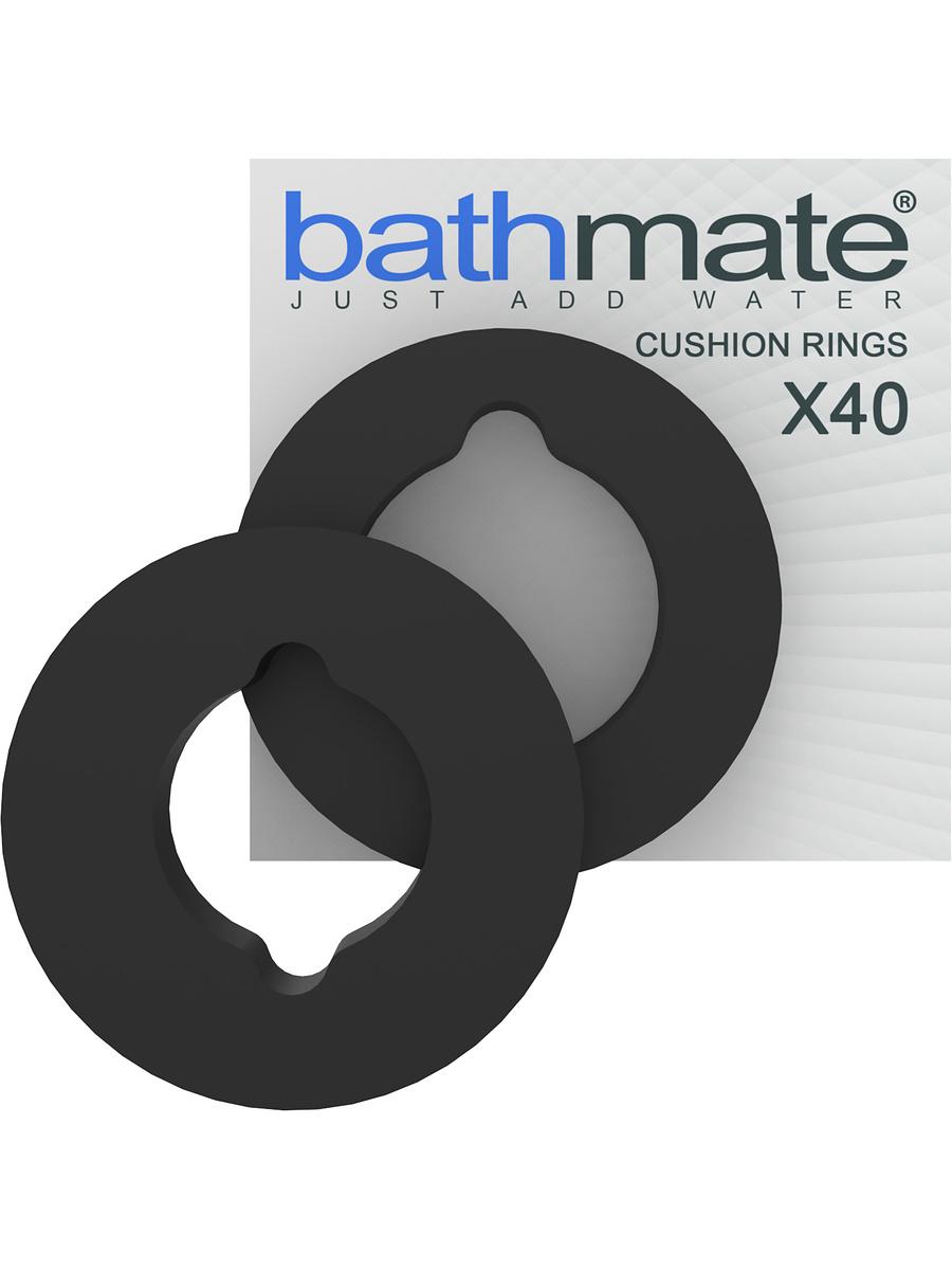 Bathmate: Cushion Rings, Hydromax9/HydroXtreme9 (X40) | Övrigt | Intimast.se - Sexleksaker