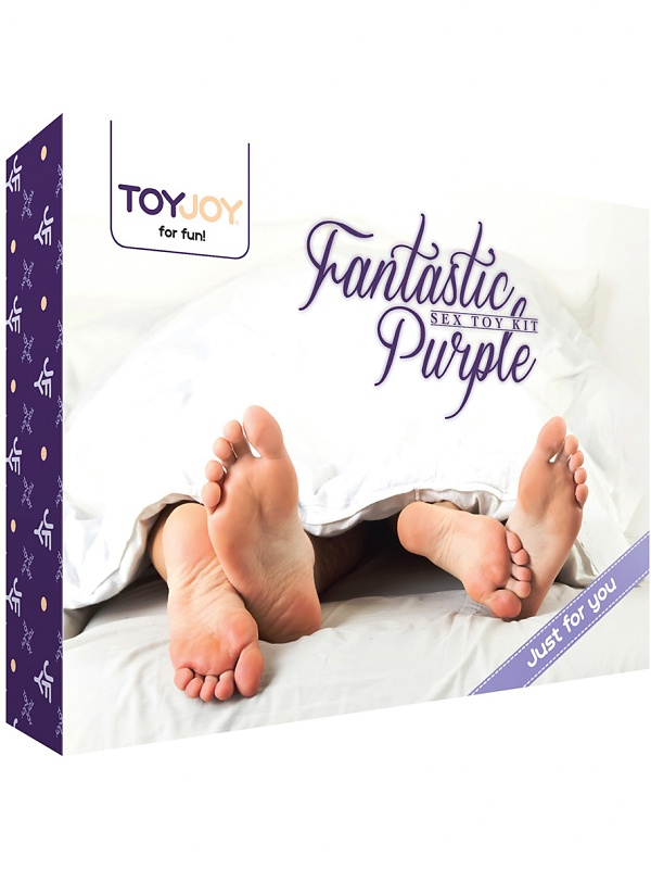 Toy Joy: Fantastic Purple Sex Toy Kit