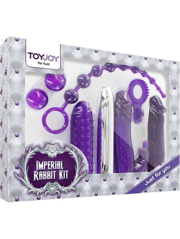 Toy Joy: Imperial Rabbit Kit, lila