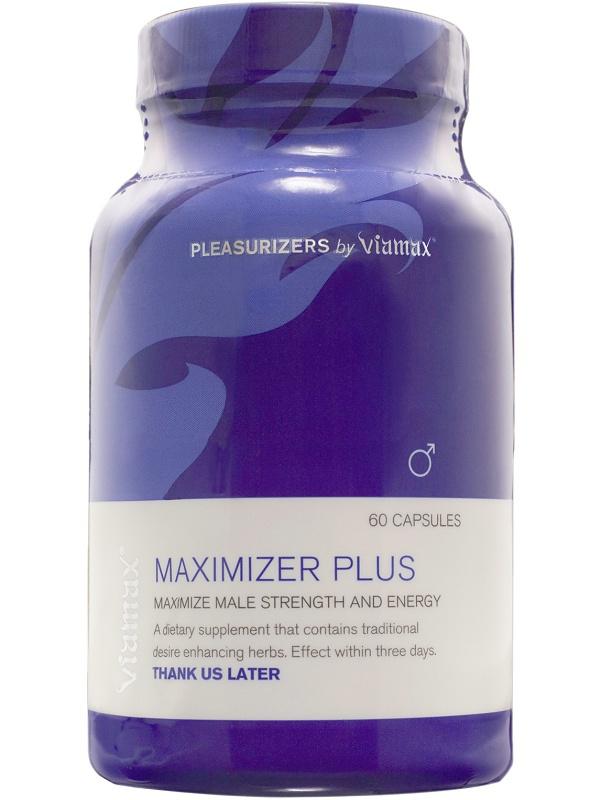Viamax: Maximizer Plus, 60 kapslar