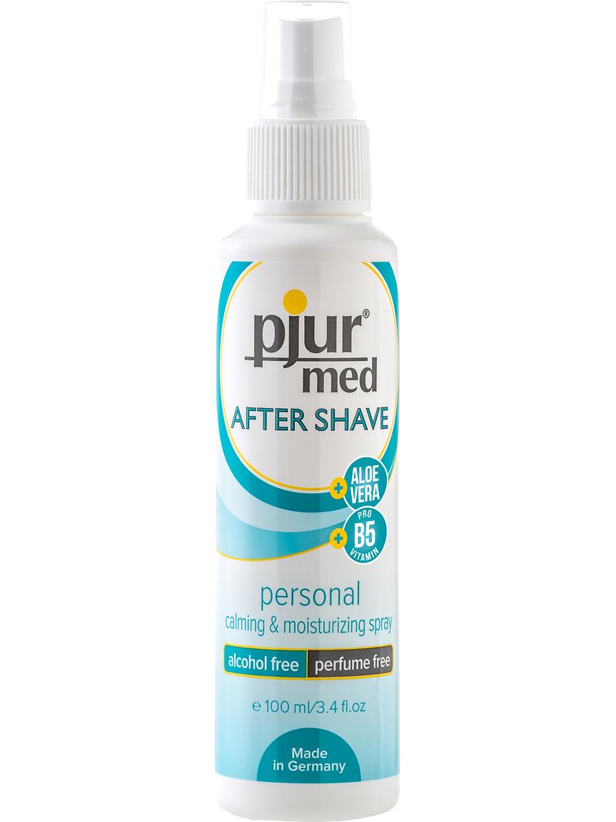 Pjur Med: After Shave, Calming & Moisturizing Spray, 100 ml