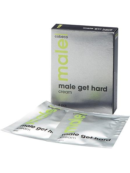 Cobeco: Male, Get Hard Cream, 6-pack