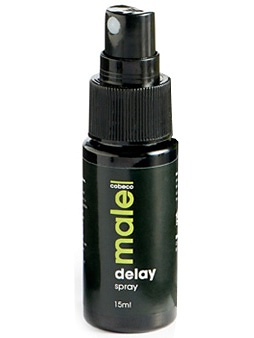 Cobeco: Male, Delay Spray, 15 ml