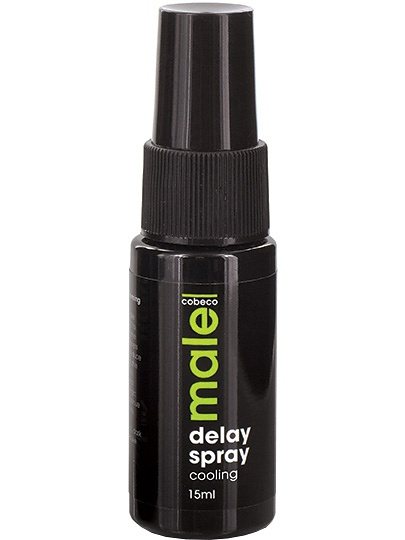 Cobeco: Male, Delay Spray, Cooling, 15 ml