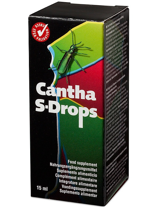 Cobeco: Cantha S-Drops, 15 ml