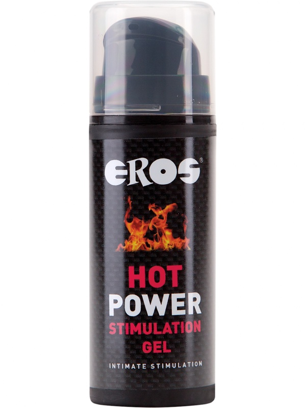 Eros Hot: Power Stimulation Gel, 30 ml