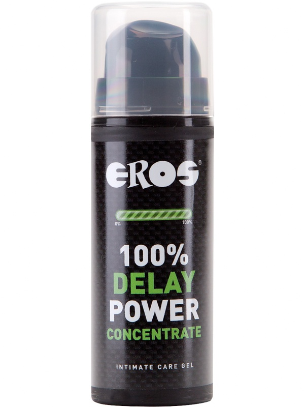 Eros: 100% Delay Power Concentrate, 30 ml