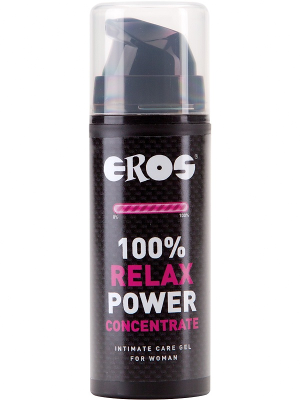Eros: 100% Relax Power Concentrate Woman, 30 ml