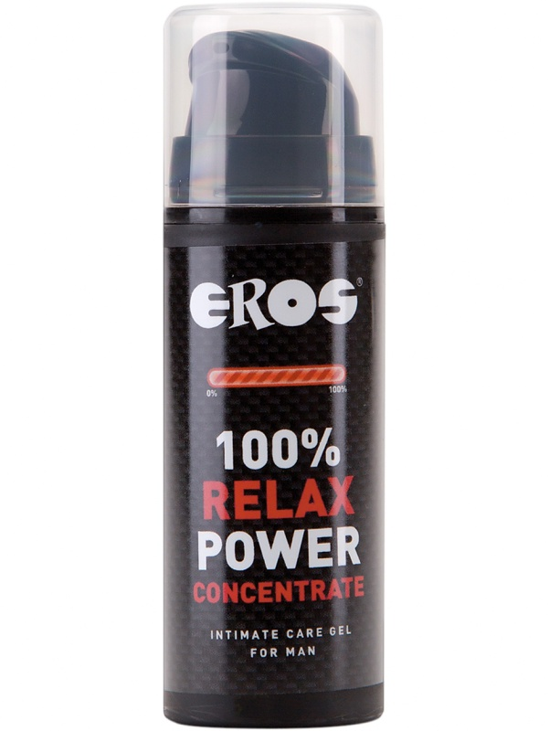 Eros: 100% Relax Power Concentrate Man, 30 ml