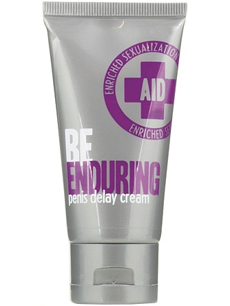Velv'Or: AID, Be Enduring, Penis Delay Cream, 45 ml