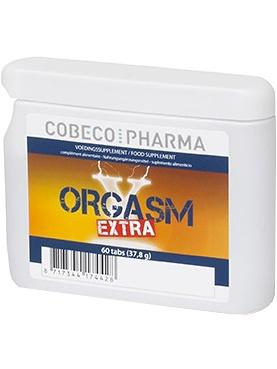 Cobeco: Orgasm Extra, 60 tabletter