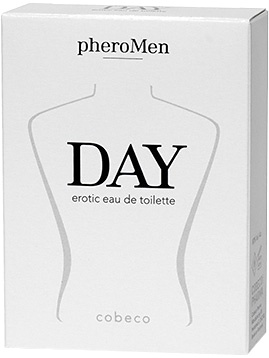 pheroMen: Day Man, Erotic Eau De Parfum, 15 ml