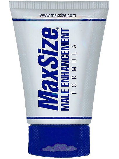 Swiss Navy: Max Size Cream, Portion