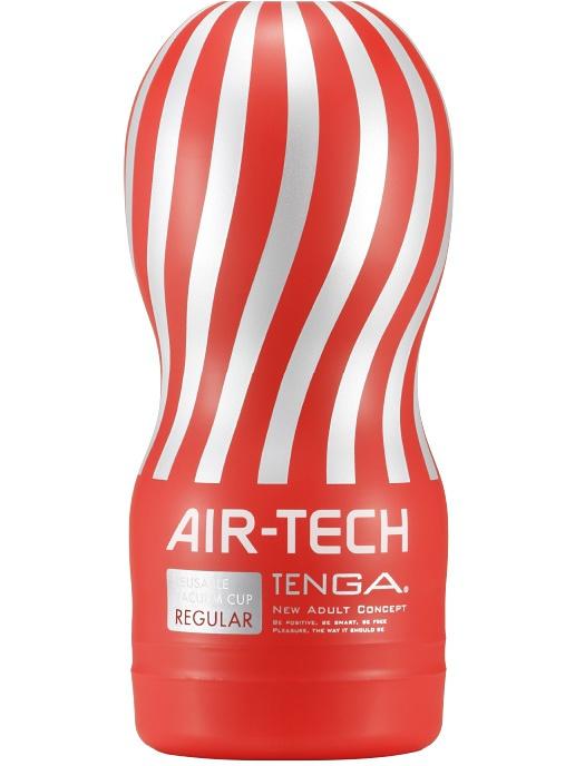 Tenga: Air-Tech, Reusable Vacuum Cup, Regular
