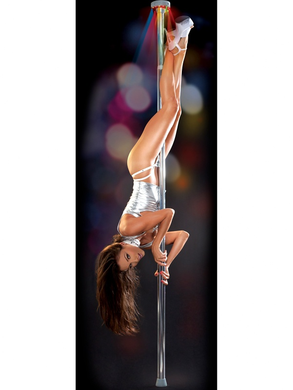 Pipedream Fantasy Series: Light Up, Disco Dance Pole