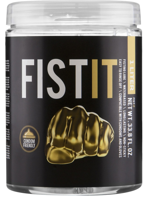 Pharmquests: Fistit, 1000 ml | Glidmedel | Intimast.se - Sexleksaker