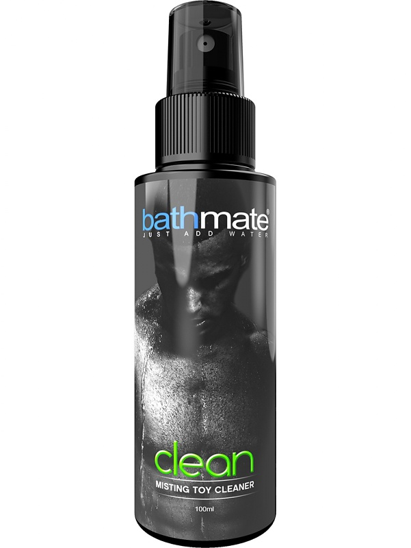 Bathmate: Clean, Misting Toy Cleaner, 100 ml