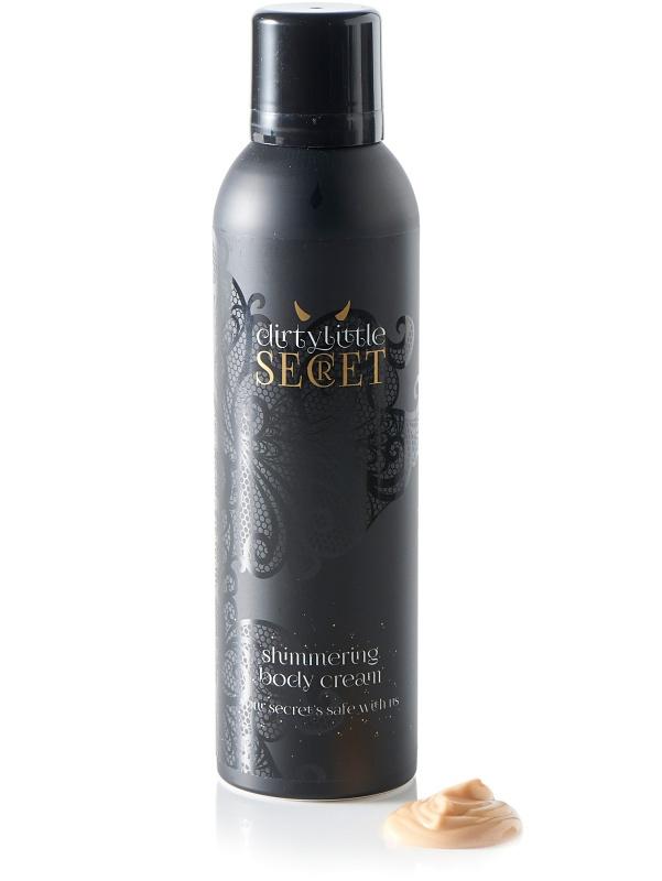 Dirty Little Secret: Shimmering Body Cream, 200 ml