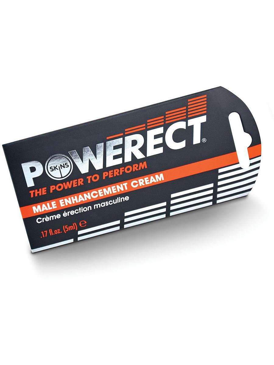 Skins: Powerect, Male Enhancement Cream, 5 ml
