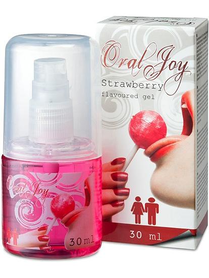 Cobeco: Oral Joy, Strawberry, 30 ml
