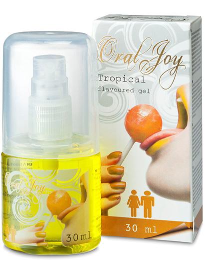 Cobeco: Oral Joy, Tropical, 30 ml