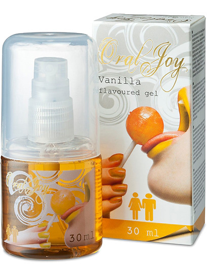 Cobeco: Oral Joy, Vanilla, 30 ml