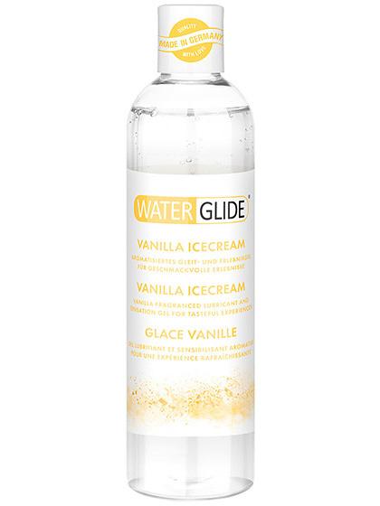 Waterglide: Vanilla Icecream, Lube & Sensation Gel, 300 ml