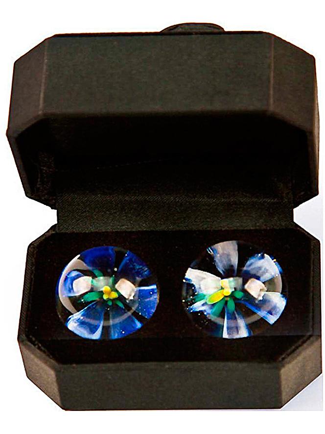 Topco: Cyberglass, Ben Wa Balls, Blue Blossom