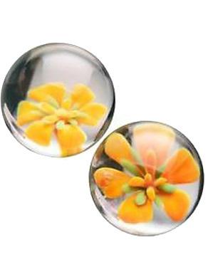 Topco: Cyberglass, Ben Wa Balls, Yellow Blossom