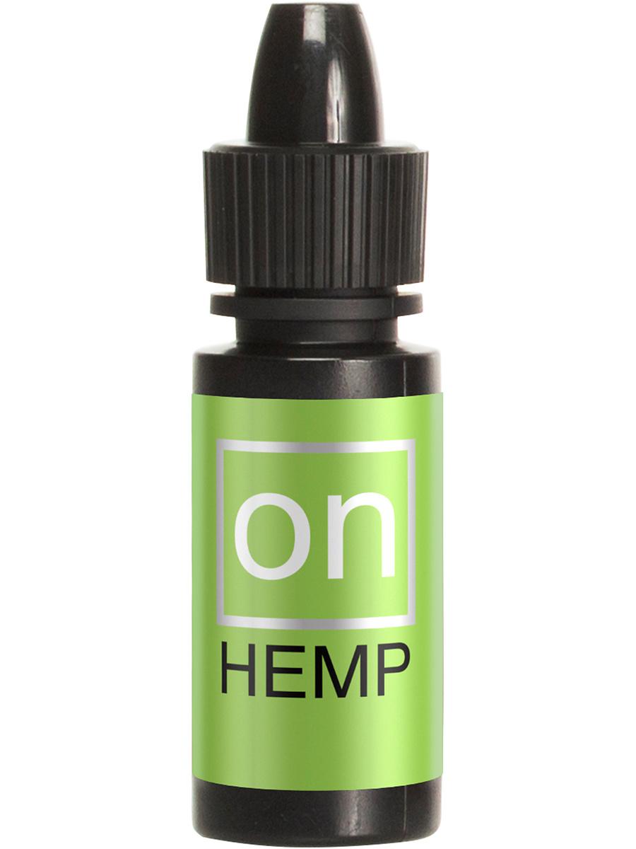 Sensuva: On Hemp, Female Arousal Oil, 5 ml