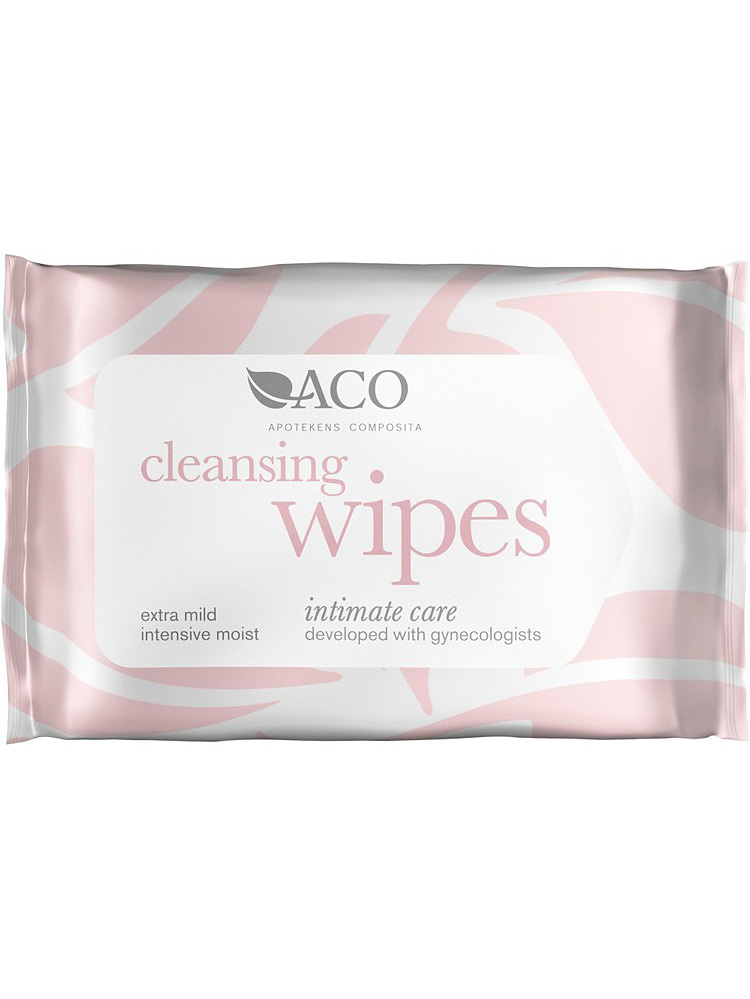 ACO Intimate Care: Cleansing Wipes, 10 st