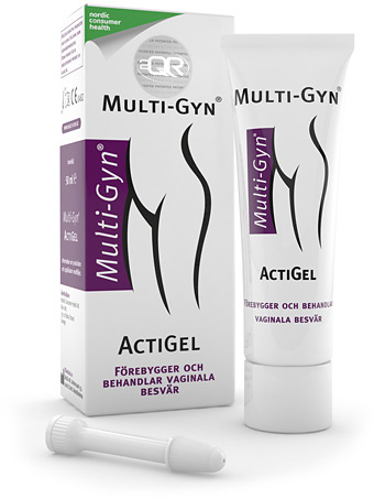 Multi-Gyn: ActiGel, 50 ml