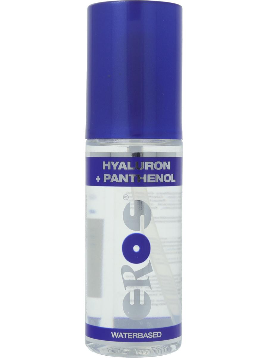 Eros: Hyaluron + Panthenol, Waterbased, 100 ml | Glidmedel | Intimast.se - Sexleksaker