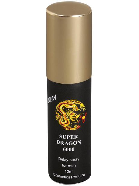 Super Dragon 6000, Delay Spray, 12 ml