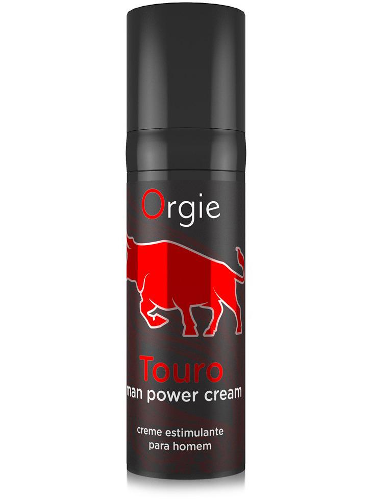 Orgie: Touro, Taurine Power Cream for Him, 15 ml