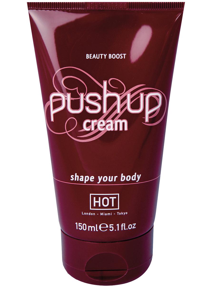 Hot: Push Up Cream, Beauty Boost, 150 ml