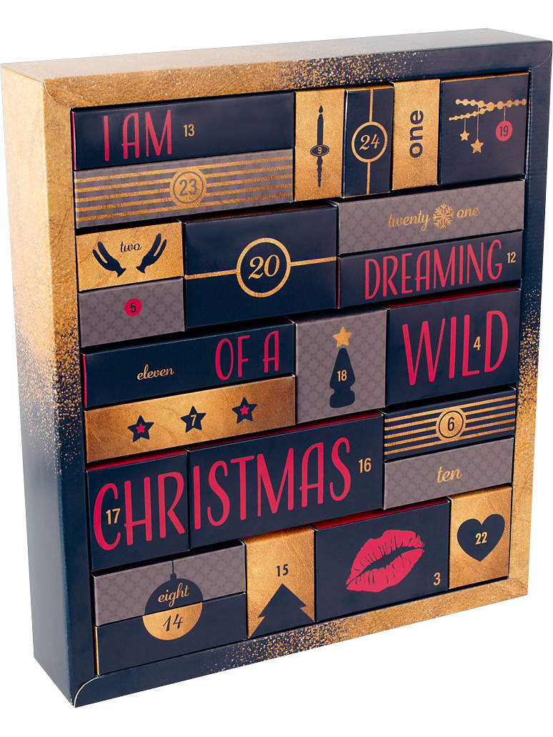 Wild Christmas: Adventskalender 2018