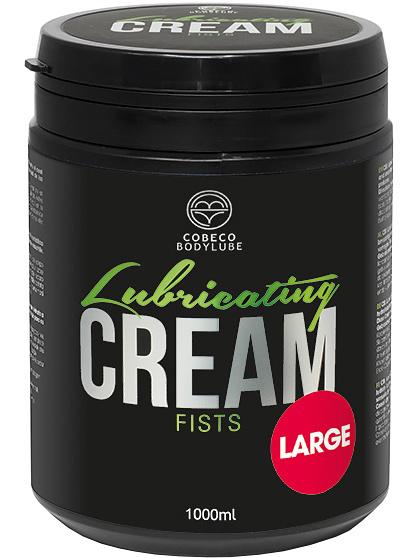 CBL: Lubricating Cream Fists, 1000 ml