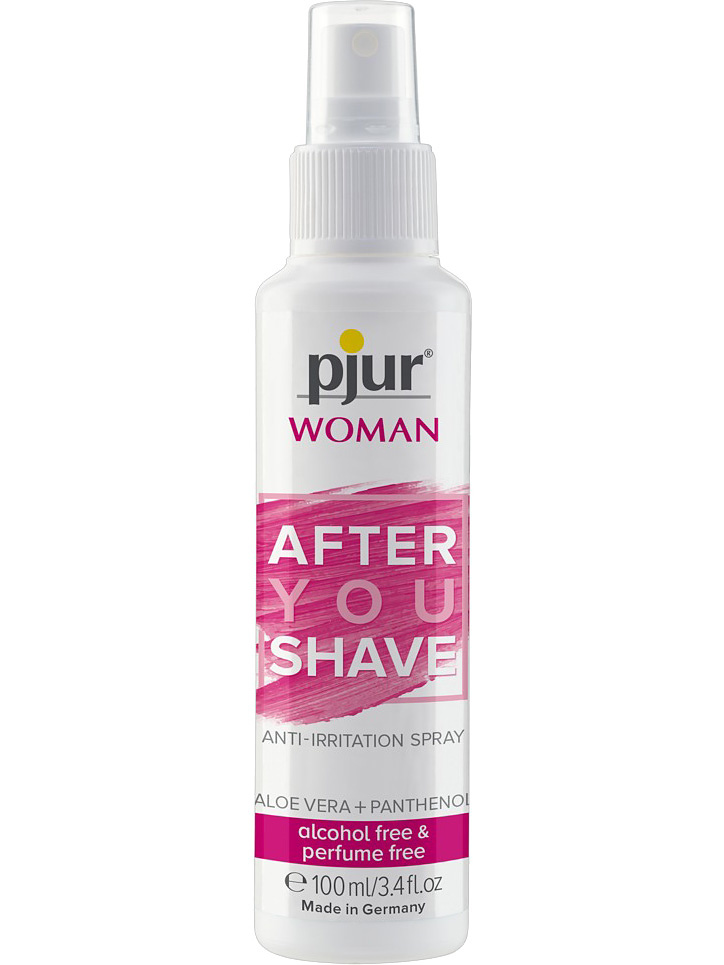 Pjur Woman: After You Shave, Anti-irritation Spray, 100 ml