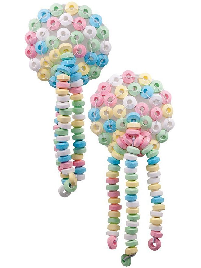 Spencer & Fleetwood: Candy Nipple Tassels