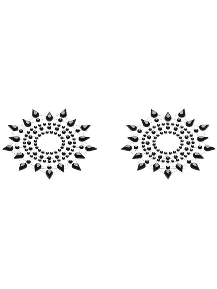 Petits JouJoux: Gloria, Glamorous Body Sticker, svart