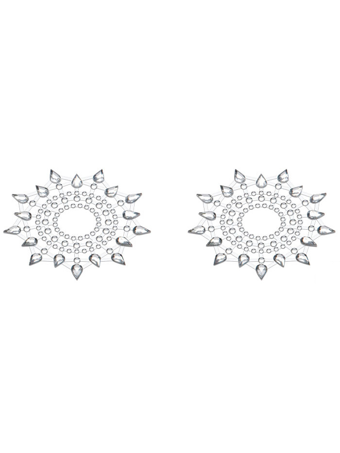 Petits JouJoux: Gloria, Glamorous Body Sticker, silver